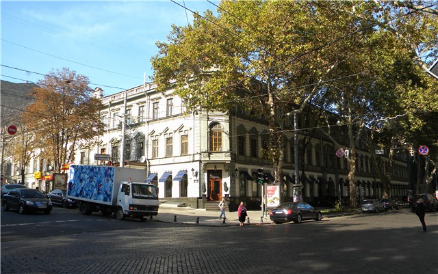 Улицебунина и 14 по пушкинской улицы